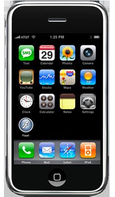 Creazione sito web iPhone