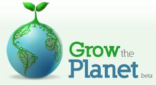 Grow The Planet Logo