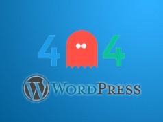 Wordpress Errore 404