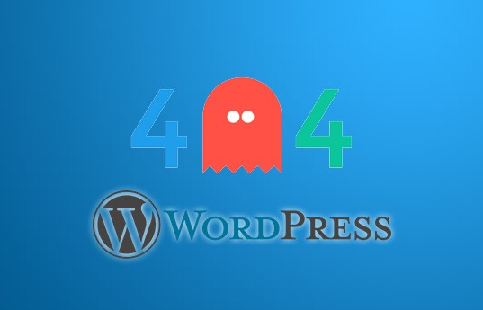Wordpress Errore 404